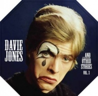 Davie Jones - ...And Other Stories Volume 3 VINYL LP AR029