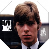 Davie Jones - Davie Jones …And Other Stories VINYL LP AR022