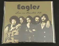 The Eagles Live in Houston 1976 CD - BRR6039