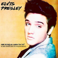Elvis Presley - The King As Seen On TV! VINYL LP WLV82038