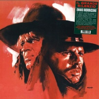 Ennio Morricone ‎– Il Grande Silenzio LTD EDITION COLOURED VINYL LP RED229