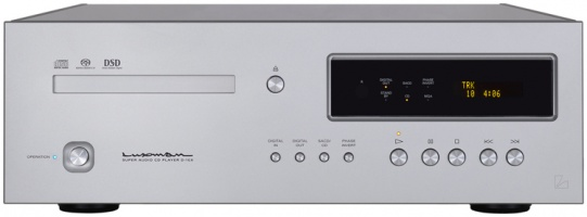 Luxman D-10X CD Player