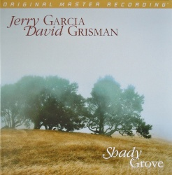 Jerry Garcia & David Grisman - Shady Grove 2LP VINYL LP MFSL2-478 Limited Edition No 000562, Brand New and Sealed. Minor rip in outer Celllophane sleeve