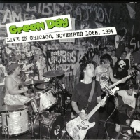Green Day - Live In Chicago, November 10th 1994 VINYL LP RLL001