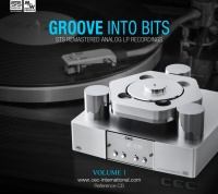 STS Digital: Groove Into Bits Volume 1 CD 6111176