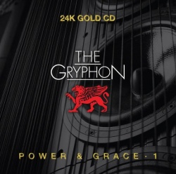 The Gryphon 24K Gold CD Power & Grace 1