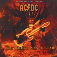 AC/DC - And There Was Guitar! In Concert Maryland 1979 VINYL LP FLAME RED LTD EDITION CPLVNY177