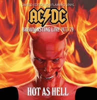 AC/DC - Hot As Hell Broadcasting Live 1977-79 LTD EDITION VINYL LP CPLVNY123