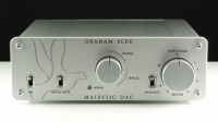 Graham Slee Majestic DAC & Pre Amp