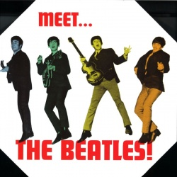 The Beatles - Meet...The Beatles VINYL LP AR018