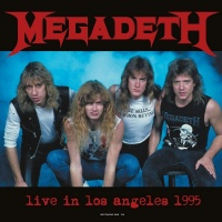 Megadeth - Live In Los Angeles 1995 VINYL LP RLL007