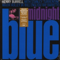 Kenny Burrell With Stanley Turrentine - Midnight Blue Deluxe Gatefold Edition VINYL LP DOL881HG