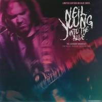 Neil Young - Into The Blue (Limited Edition Blue Vinyl LP) CPLVNY288