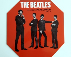 The Beatles - Su Dischi Parlophon Volume 3 Vinyl LP AR012