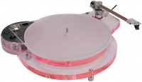 Roksan Radius 7 Turntable - Pink Limited Edition with Nima Tonearm - Special Price