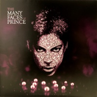 Prince - The Many Faces Of Prince Limited Edition 2x Coloured Vinyl LP VYN019