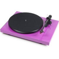 Pro-Ject Debut Carbon Turntable (Ex-Demo) (Purple)