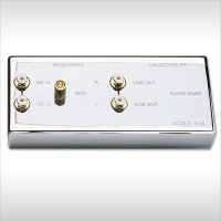 Benz Micro Lukascheck PP1 MC Transformer (with RIAA Equalizer)