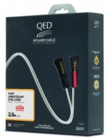 QED Ruby Anniversary Speaker Cable (Factory Terminated)
