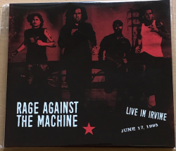 Rage Against The Machine Live in Irvine June 17th 1995 CD BRR6046