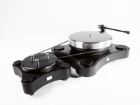 Tw Acustic Raven Black Night Turntable