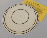 Ringmat 330 Mk2 XLR Turntable Record Mat (Pre Owned)