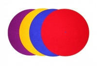 Rega Turntable Felt Platter Mat (Different colours available)