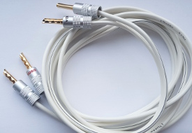 Blue Aura Loudspeaker Cable