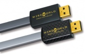 WireWorld Platinum Starlight 7 USB 2.0 Hi-Speed Digital Audio Cable Type A to B