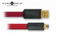 WireWorld Starlight 5.2 USB A to Mini B Cable 1.0m - Summer Sale!
