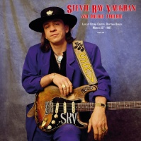 Stevie Ray Vaughan And The Double Trouble Live At Ocean Centre, Daytona Beach March 25th 1987 VINYL LP DOR2154H