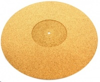 Tonar Pure Cork Turntable Platter Mat