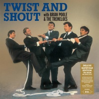 Brian Poole & The Tremeloes - Twist And Shout VINYL LP DELUXE GATEFOLD DOL969HG