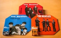 The Beatles - Su Dischi Parlophon BOX SET 1-3 Ltd Edition VINYL LP ARBOX04