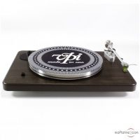 VPI Record MADE IN USA SlipMat - Black and White