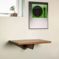 Isoblue Hi Fi Wallshelf Set