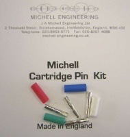 Michell Engineering Cartridge Tags