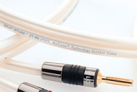 QED X-Tube XT-400 Speaker Cable (Terminated)