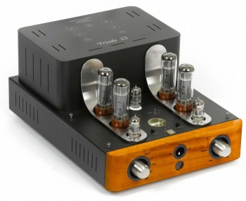 Unison Research Triode 25 Integrated Amplifier (With DAC)
