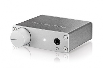 NuForce uDAC5 USB DSD DAC and Headphone Amplifier