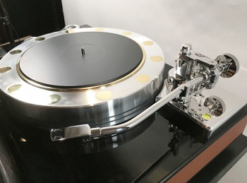 E.A.T Fortissimo S Turntable