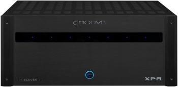 Emotiva XPA-11 Gen 3 Eleven Channel Power Amplifier