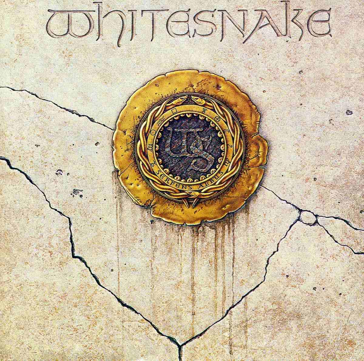 Whitesnake 1987 Vinyl Lp